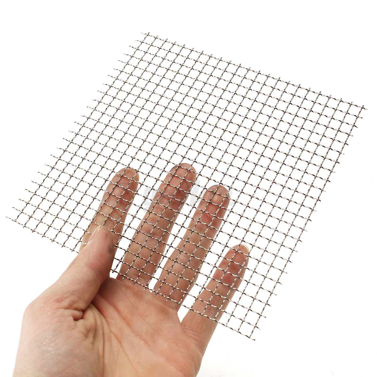 Stainless Steel 304 Mesh Filtration #4 Woven Wire Cloth Screen 6'' x 6'' !